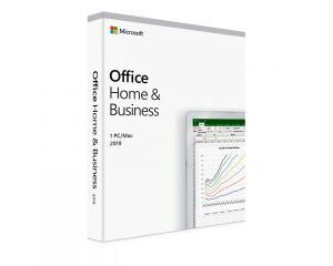Microsoft Office 2019 Home And Business English