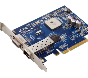 Thecus 10Gb Expansion card with 1X CX4 port & 1X SFP+ port