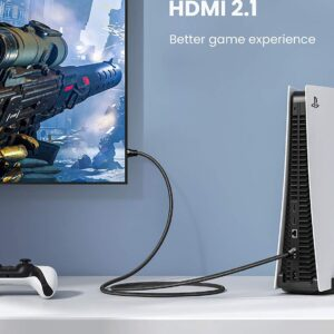 UGREEN HDMI 2.1 8K | 4K/60Hz | 120Hz | 48Gbps | 2M Cable
