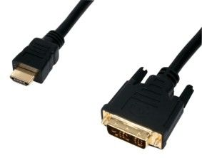 Cable HDMI To DVI Gloden 5M