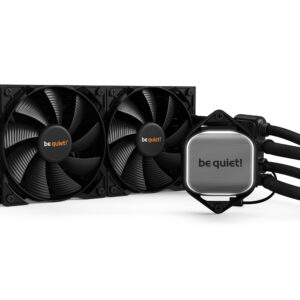 be quiet! Water CPU Cooling Silent Loop 2 280mm